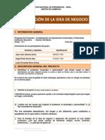 FORMULACI+Ã_N DE LA IDEA DE NEGOCIO