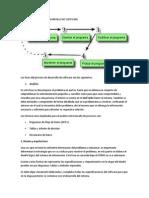 fases del proceso de desarrollo