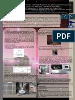 Construccion de camara schmidt sin placa correctora para proyecto satelital condor Unam-mai