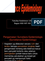 K-13 (Surveilance Epidemiology)