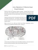 Hubungan Tektonisme, Vulkanisme, dan Prospeksi Geothermal