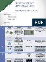 Hitoria Microprocesadores desde PentiumD