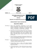 RTRW Cimahi (Perda No.32 Thn 2003 Kota Cimahi)