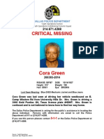 Green Cora 266365-2014