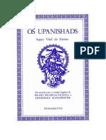 Os Upanishads - Traduzido por Swami Prabhavananda (Português)
