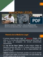1.- Medicina Legal 1ra Clase-1