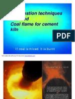Flame for Cement Kilns Kp Pradeep Kumar