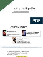 Embarazo y Cardiopatías