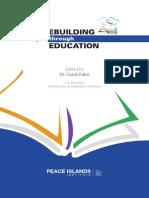 PEACEBUILDING through EDUCATION