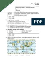 Examen Geomex Octubre 2014