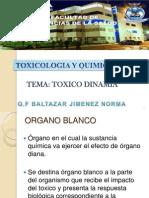 Clase Toxico Dinamia