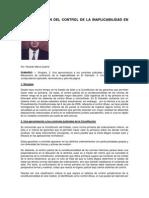 Mecanismo de Sistematizacion Del Control Difuso en El Salvador 1