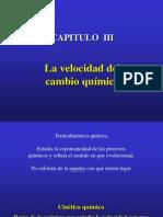 CINETICA QUIMICA AVANZADA