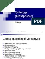 Ontology (Metaphysic)