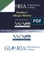 Module1 Allergic Rhinitis