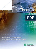 Economics Therioes and Concepts