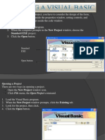 Building a Visual Basic