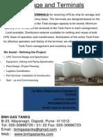 Tankage & Terminals
