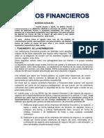 Instituciones Financieras Ilegales Presentar