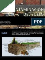Exposicion Contaminacion Del Suel