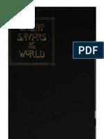 Great Saviors of the World - By Swami Abhedananda
