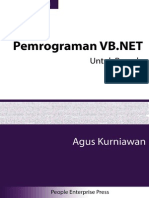 Pemrogramna VB.NET sampel program