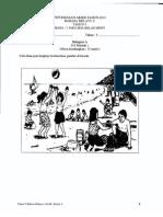 Final Exam 2014 - Tahun 5 - BM Penulisan