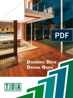TDA Domestic Decking Guide Aug 2013