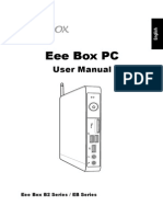 EeeBox PC EB1012P Manual English V4