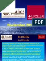 Presentación Scientology UCLM Noviembre 2014