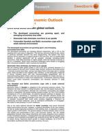 Swedbank Economic Outlook Update, Report