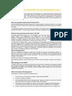 Bangsamoro Framework From SALIGAN