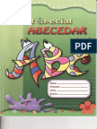 Carti. Caiet special abecedar