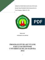 Makalah Perkembangan ekonomi Islam di Asia Tenggara.doc