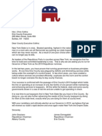 Rep Chair Letter