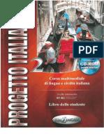 Progetto Italiano2 -Libro