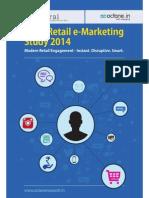 India Retail E-Marketing Rai Octane Report2014