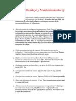 Ejercicios Montaje y Mantenimiento t3