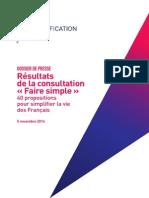 40 Propositions Pour Simplifier La Vie Des Français