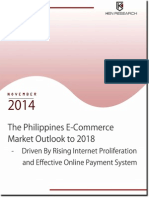Market Forecast - Philippines E-Commerce Industry Statistics