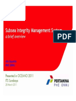 Subsea Integrity Management System Ato Suyanto Phe Onwj