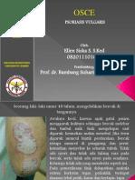 OSCE ELLEN-Psoriasis Vulgaris