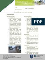 Bangor Public Realm Scheme Newsletter Edition 4