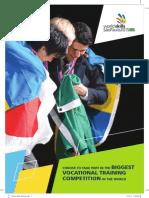 WorldSkills 2015 Brochure