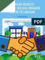 TeratasOnline - Jadikan Website Sebagai Senjata Untuk Menarik Calon Pelanggan.pdf