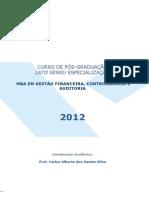 MBA Gestão Finaceira, Controladoria e Auditoria Turma 18 - 2012.pdf