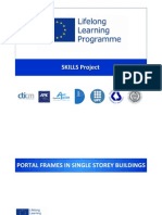 Portalframes Europe Design
