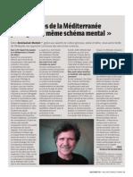 Un entretien avec Abdelwahab Meddeb