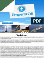 Emperor Oil Presentation