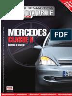 Mercedes W168 Series a-Class 1997-2004 (A140-A160-A160CDI-A170CDI-A190-A210) Benzina e Diesel (IT)